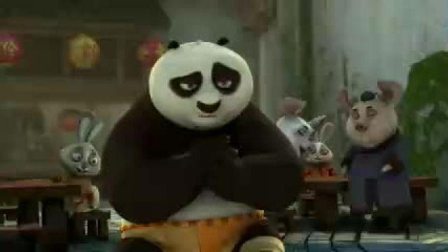 دانلود انیمیشن سریالی پاندای کونگ فو کار قسمت 6