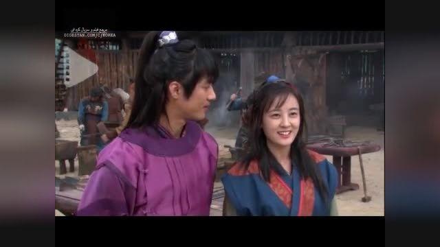 دانلود سریال کره ای سرزمین آهن The Iron King دوبله فارسی قسمت 9