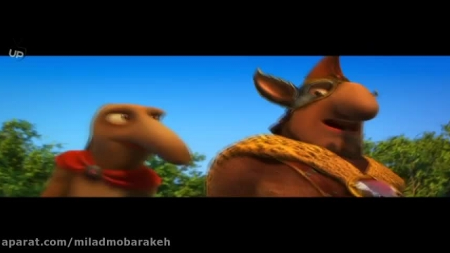 دانلود انیمیشن سینمایی دوبله فارسی ملکه برفی 2