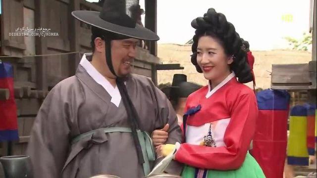 دانلود سریال کره ای افسانه دونگی دوبله فارسی قسمت 28