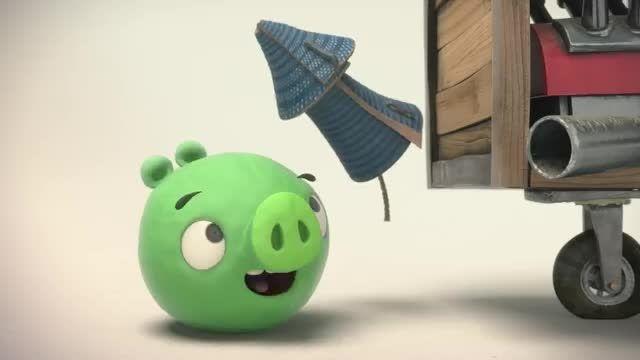دانلود انیمیشن خوک ها (piggy tales) فصل 2 قسمت 7