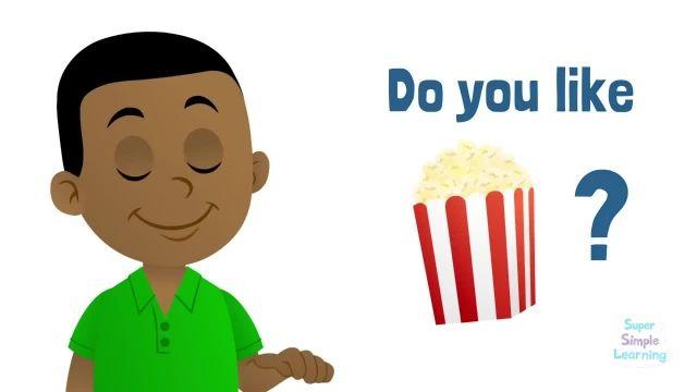 ترانه های کودکانه - انگلیسی آیا بستنی را بروکلی می خواهی؟