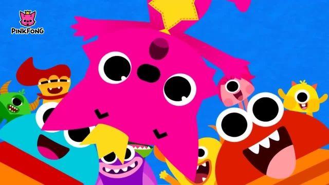 شعرو ترانه های کودکانه انگلیسی - میوه های رنگارنگ
