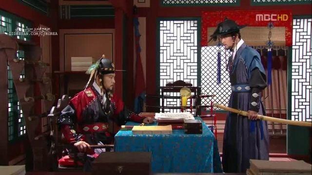 دانلود سریال کره ای افسانه دونگی دوبله فارسی قسمت 34