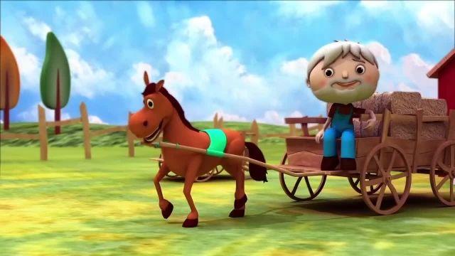 ترانه های کودکانه - پیرمرد مهربون مزرعه داره 2 کیفیت عالی - نسخه کامل