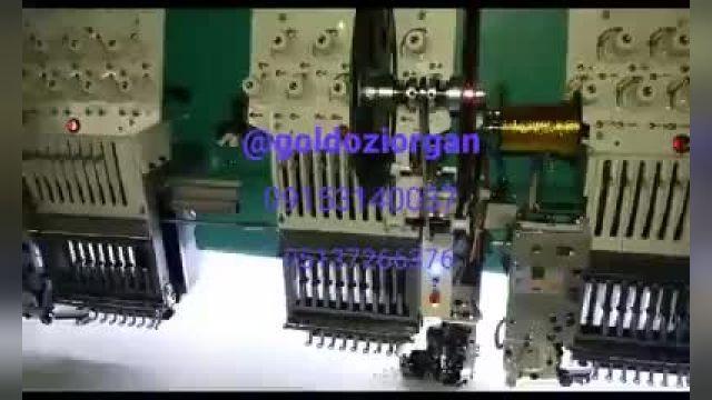 فروش دستگاه گلدوزی اورگان در اسیا