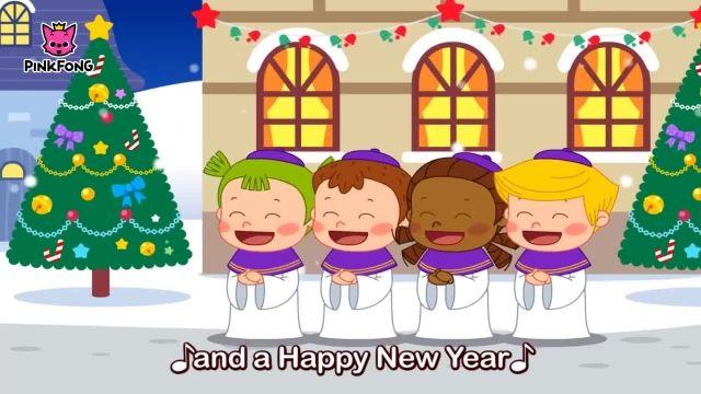 شعرو ترانه های کودکانه انگلیسی - کریسمس کارول