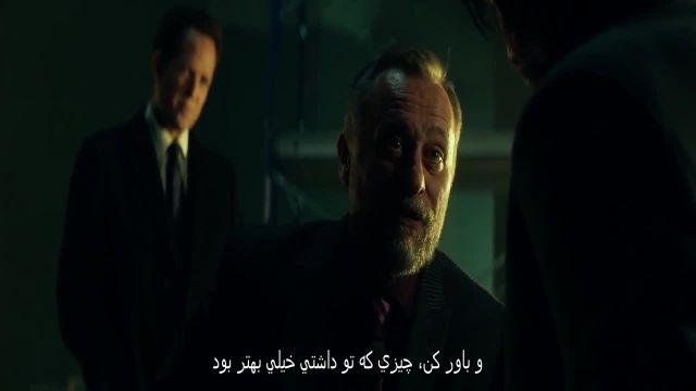 دانلود فيلم John Wick 2014 (جان ويک) با زیرنویس فارسی چسبیده (Don't Set Him Off)