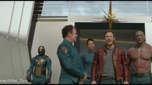 فیلم دوبله فارسی - نگهبانان کهکشان Guardians of the Galaxy
