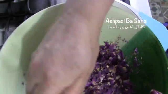 فوت و فن درست کردن مربای گل محمدی تازه