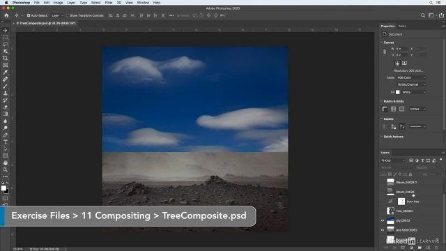 آموزش فتوشاپ برای عکاسان - مهیا کردن شرایط