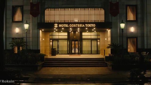 فیلم هتل بالماسکه دوبله فارسی کامل Masquerade Hotel 2019