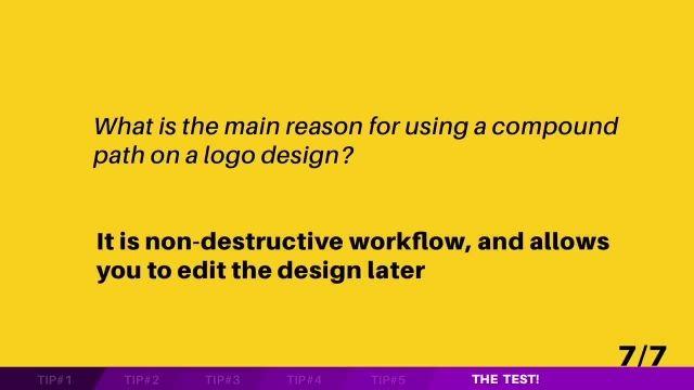 اموزش تکنیک های طراحی لوگو در چند دقیقه