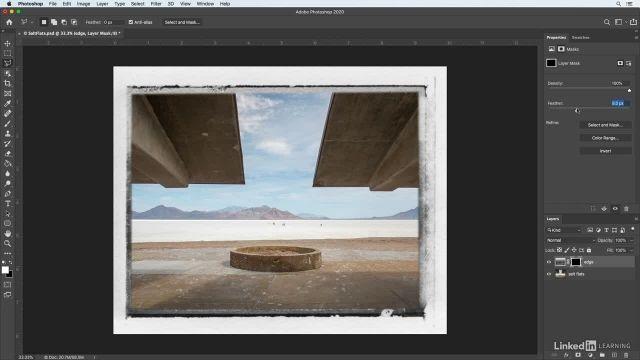 آموزش فتوشاپ برای عکاسان - شبیه سازی افکت عکس های قدیمی