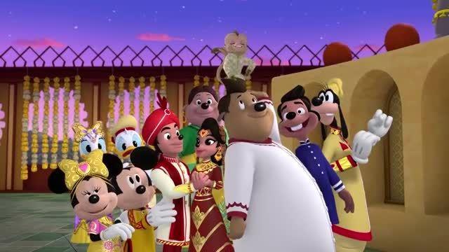 دانلود انیمیشن زیبای میکی موس (Mickey Mouse Cartoon) این قسمت: جشن عشق