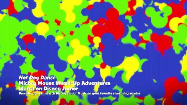 دانلود انیمیشن زیبای میکی موس (Mickey Mouse Cartoon) این قسمت: رقص هات داگ!
