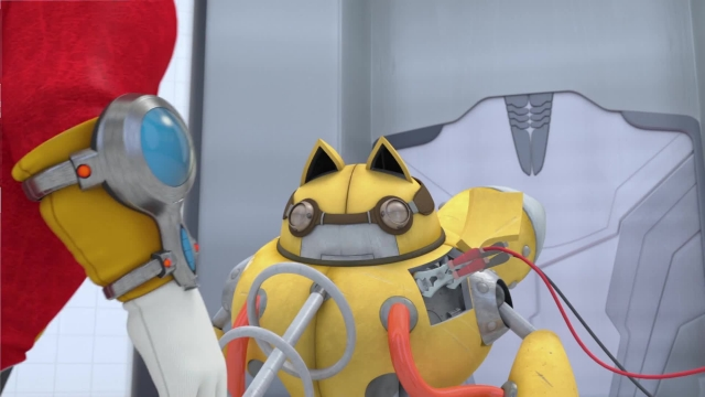 دانلود انیمیشن سریالی سونیک بوم (sonic boom) فصل 2 قسمت 29