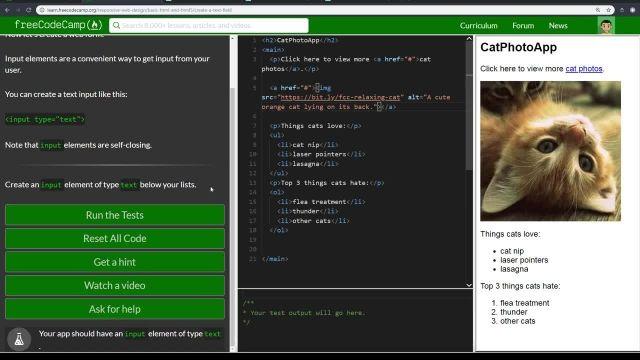 آموزش کامل مبانی html5 - ایجاد TEXT FIELD