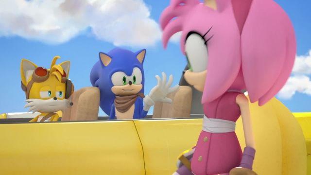 دانلود انیمیشن سریالی سونیک بوم (sonic boom) فصل 2 قسمت 7