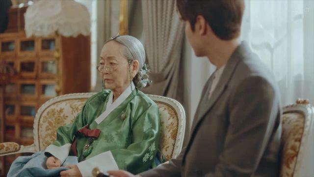 دانلود سریال کره ای پادشاه ابدی با زیرنویس فارسی چسبیده قسمت نهم The King