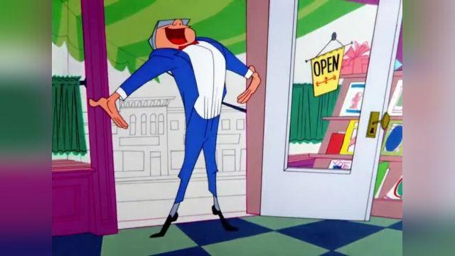 دانلود انیمیشن سریالی پلاتینیومی لونی تونز - فصل 1 قسمت 51