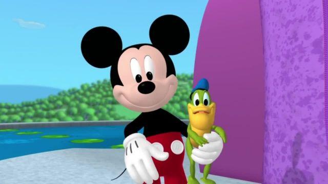 دانلود انیمیشن زیبای میکی موس (Mickey Mouse) این قسمت: تبدیل شدن به قورباغه