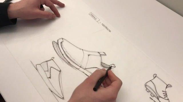 طراحی صنعتی کفش به همراه نکات آن در چند دقیقه
