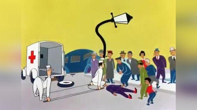 دانلود انیمیشن سریالی پلاتینیومی لونی تونز - فصل 5 قسمت 24