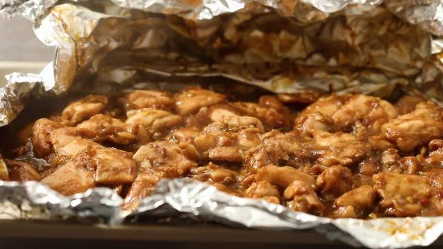 طرز تهیه مرغ تایلندی بسیار خوشمزه و خوش طعم