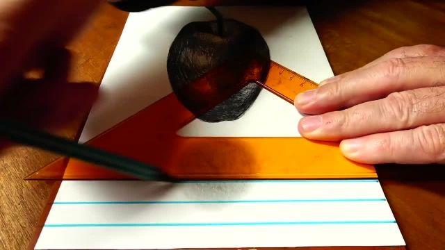 اموزش گام به گام طراحی سه بعدی (سیب)