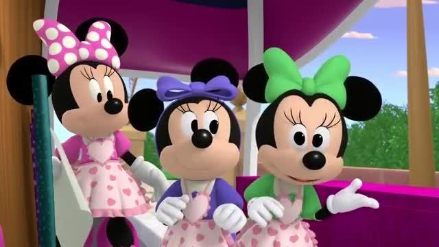 دانلود انیمیشن زیبای میکی موس (Mickey Mouse Cartoon) این قسمت: جنون روز ولنتاین!