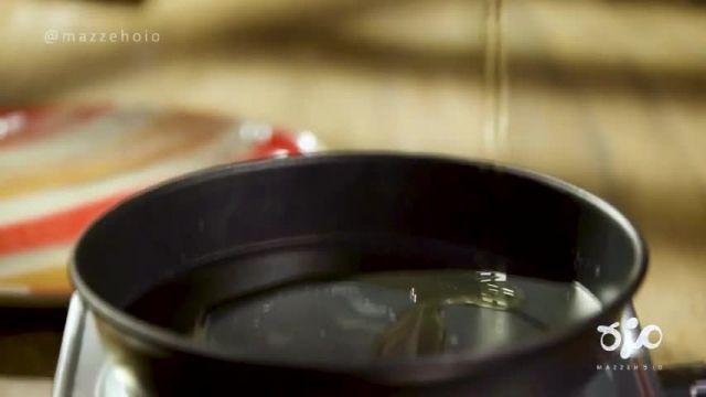 طرز تهیه سمبوسه اصل جنوبی - سمبوسه تند