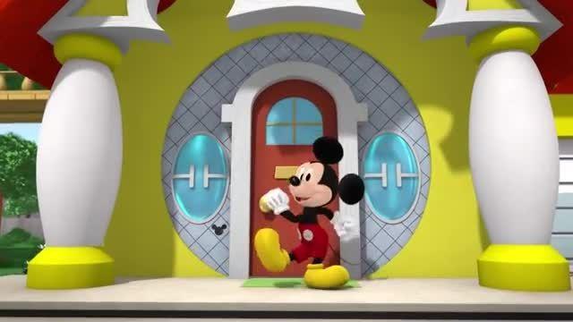 دانلود انیمیشن زیبای میکی موس (Mickey Mouse Cartoon) این قسمت: ماجراهای رقص
