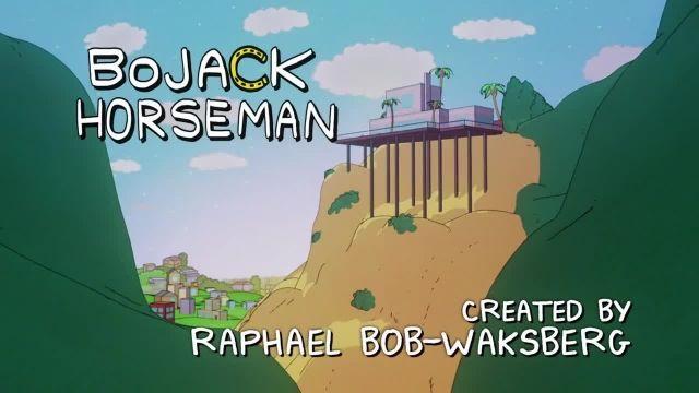 دانلود انیمیشن سریالی بوجک هورسمن (BoJack Horseman) فصل 4 قسمت 12