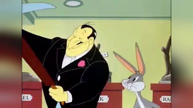 دانلود سری کامل انیمیشن نمایش باگز بانی (The Bugs Bunny Show) قسمت 45