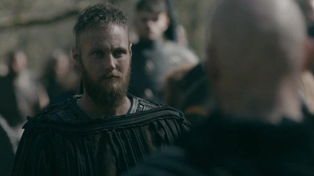 Vikings  وایکینگ ها فصل 5 قسمت 18 دوبله فارسی