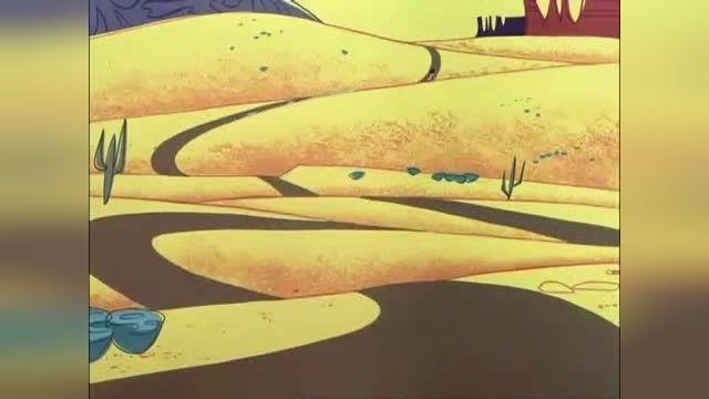 دانلود انیمیشن سریالی طلایی لونی تونز فصل 1 قسمت 23