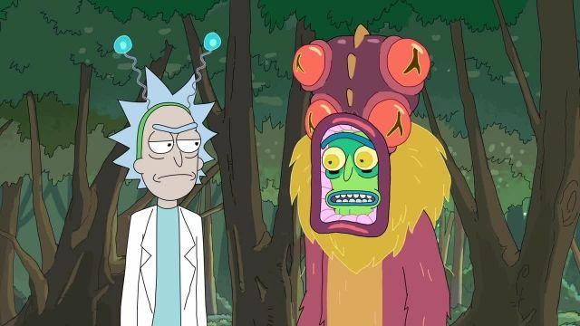 دانلود انیمیشن سریالی ریک اند مورتی (Rick and Morty) فصل 2 قسمت 6