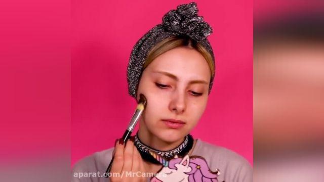 تهیه ماسکی درمان کننده برای جوش ، چروک و لک صورت