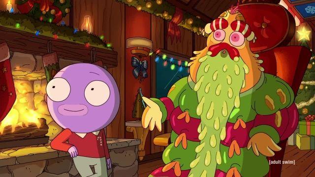 دانلود انیمیشن سریالی ریک اند مورتی (Rick and Morty) فصل 4 قسمت 6