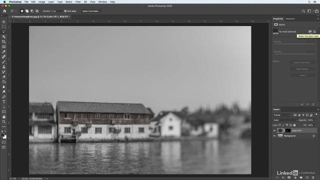 آموزش فتوشاپ برای عکاسان - ایجاد حس تصویر نقاشی شده با دست با لایه های یکدست