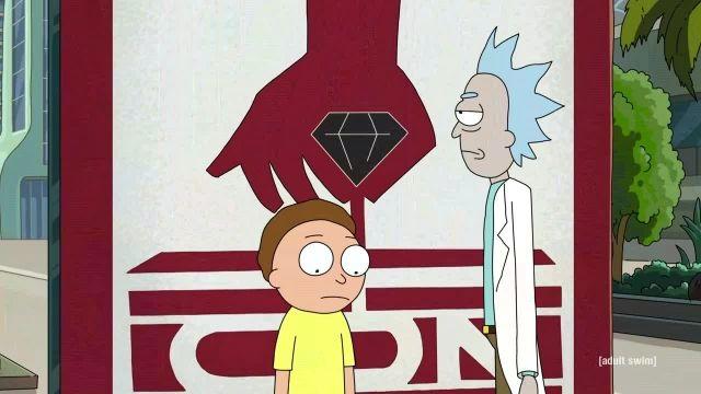 دانلود انیمیشن سریالی ریک اند مورتی (Rick and Morty) فصل 4 قسمت 3