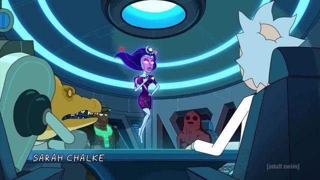 دانلود انیمیشن سریالی ریک اند مورتی (Rick and Morty) فصل 3 قسمت 4