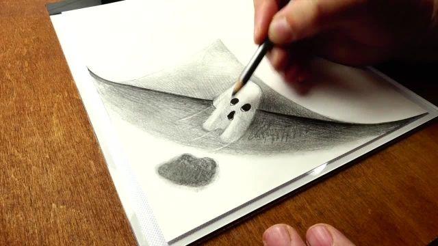 اموزش گام به گام ترفندهای طراحی با مداد ( روح زیر کاغذ )