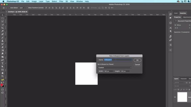 آموزش پیشرفته فتوشاپ - اضافه کردن صفحه ها به طور صحیح به گردش کار