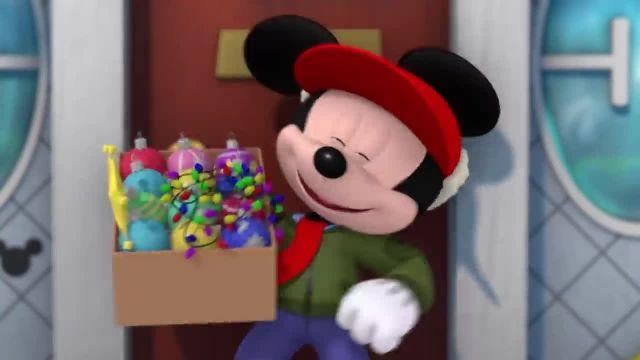دانلود انیمیشن زیبای میکی موس (Mickey Mouse) این قسمت: چراغ های قبل از کریسمس