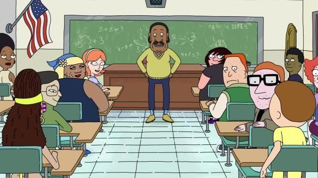 دانلود انیمیشن سریالی ریک اند مورتی (Rick and Morty) فصل 3 قسمت 6
