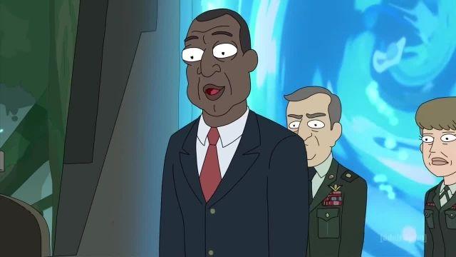 دانلود انیمیشن سریالی ریک اند مورتی (Rick and Morty) فصل 3 قسمت 10