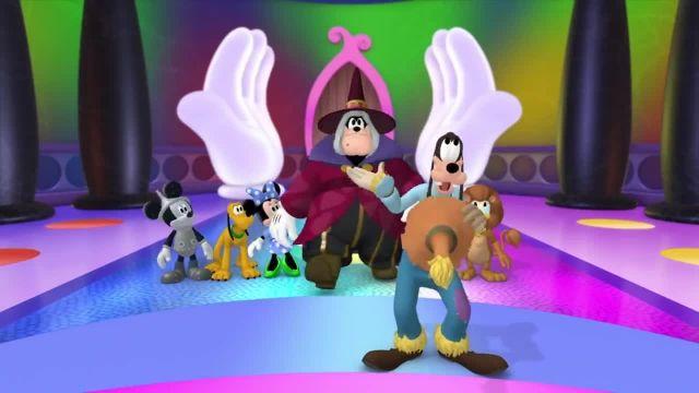 دانلود انیمیشن زیبای میکی موس (Mickey Mouse) این قسمت: دیدار با جادوگر