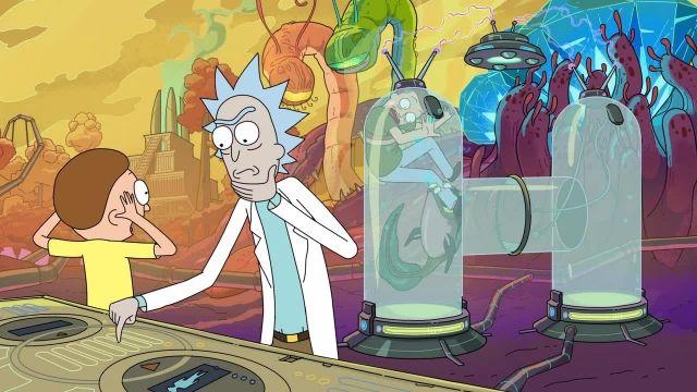 دانلود انیمیشن سریالی ریک اند مورتی (Rick and Morty) فصل 2 قسمت 2